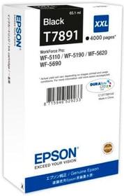 T789140 nero Cartuccia d'inchiostro Epson 795849200000 N. figura 1