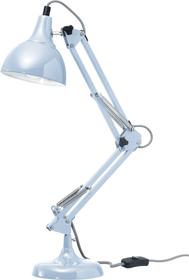 NICO Lampada da tavolo 421234704041 Dimensioni L: 25.0 cm x P: 15.0 cm x A: 48.0 cm Colore Azzurro N. figura 1