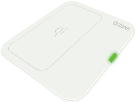 Single Wireless Charger (EU) white