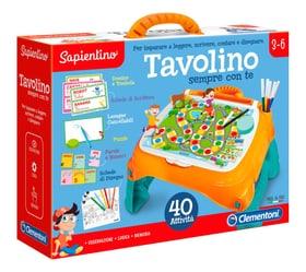 Sapientino Tavolino sempre con te (IT) Jeux de société Clementoni 749007190200 Photo no. 1