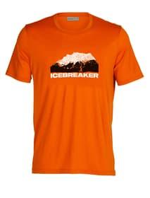 TECH LITE II Trekkingshirt Icebreaker 465834000434 Grösse M Farbe orange Bild-Nr. 1