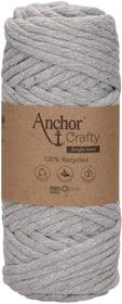 Makramee Garn Anchor Crafty, grau 668138400000 Bild Nr. 1