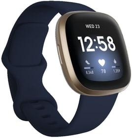 Versa 3 Minuit/Or doux Smartwatch Fitbit 798754000000 Photo no. 1