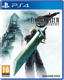 PS4 - Final Fantasy VII: HD Remake Box 785300149913 Langue Italien Plate-forme Sony PlayStation 4 Photo no. 1