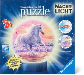3D Puzzle Pferde Nachtlicht Puzzle Ravensburger 748971100000 Bild Nr. 1