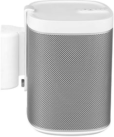 CMP1W Support mural pour Sonos Play 1 blanc