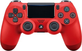 PS4 Wireless DualShock Controller v2 rouge Manette Sony 798083200000 Photo no. 1