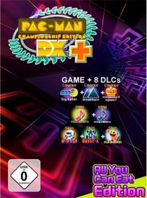 PC - Pac-Man Championship Edition DX+ - All You Can Eat Edition - D/F/I Download (ESD) 785300134437 Photo no. 1
