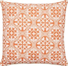 TAMARA Coussin décoratif 753334000035 Taille L: 45.0 cm x P: 45.0 cm Couleur Orange Photo no. 1