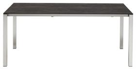Tavolo allungabile KANO II, Dark Night, 200/260 cm