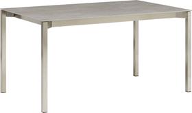 MALO Table au jardin 408013014001 Dimensions L: 140.0 cm x P: 80.0 cm x H: 75.0 cm Couleur KEON Photo no. 1