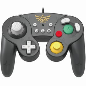 Nintendo Switch - Battle Pad - Zelda Controller Hori 785300155143 Bild Nr. 1