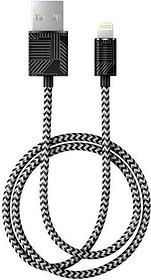 "Cavo 1.0m, Lightning->USB  ""Geometric Puzzle"" Cavo iDeal of Sweden 785300148082 N. figura 1"