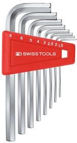 Jeux de clé mâle six pans PB210H-8CN Clés mâles coudées PB Swiss Tools 602757900000 Photo no. 1