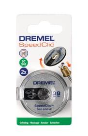 SC Disco abrasivo 38mm (SC541) Accessori per levigare Dremel 616105100000 N. figura 1