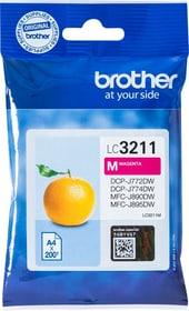 LC-3211M magenta Cartuccia d'inchiostro Brother 798546400000 N. figura 1