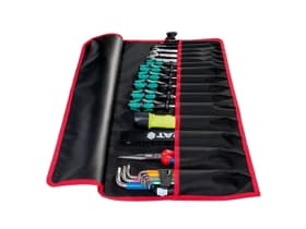 Parat BASIC Roll-Up Case, 15 Einsteckfächer Werkzeugbehälter 601097700000 Bild Nr. 1