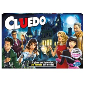 Cluedo (I) Hasbro Gaming 746977390200 Langue Italien Photo no. 1