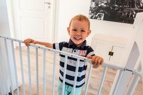 Tür- und Treppengitter weiss Tim Abus 614193500000 Bild Nr. 1