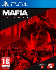 PS4 - Mafia Trilogy Box 785300154023 Photo no. 1