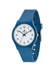 Armbanduhr FOR YOU blau/w ZB