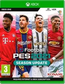 XONE - eFootball PES 2021 - Season Update D/F Box 785300154454 N. figura 1