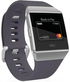 fitbit ionic blue gray white smartwatch kaufen bei. Black Bedroom Furniture Sets. Home Design Ideas