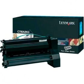 HY, cyan Cartouche de toner Lexmark 785300124475 Photo no. 1