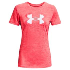 Tech Twist Graphic SSC Fitnessshirt Under Armour 468055800329 Grösse S Farbe pink Bild-Nr. 1