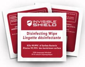 Antimicrobial Wet Wipe 500 Pk bulk packaging Chiffon de nettoyage InvisibleShield 785300154742 Photo no. 1