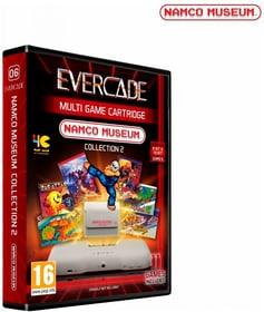 Evercade Namco Collection 2 Box 785300151621 N. figura 1
