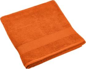 CHIC FEELING Asciugamano da bagno 450872920634 Colore Arancione Dimensioni L: 100.0 cm x A: 150.0 cm N. figura 1
