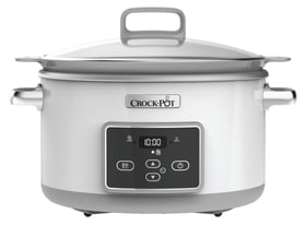 5l DuraCeramic Slow cooker Crock-Pot 717475200000 Photo no. 1