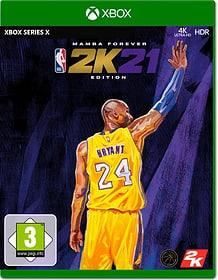 Xbox Series S/X - NBA 2K21 Edition Mamba Forever F Box 785300155843 N. figura 1