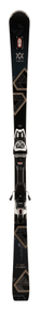Flair SC Carbon inkl. VMotion 11 GW Sci On Piste da donna con attacchi Völkl 464304915020 Colore nero Lunghezza 150 N. figura 1