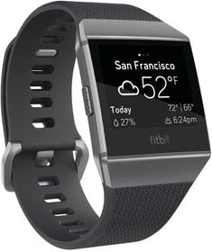 Ionic Charcoal/Smoke Gray Smartwatch Fitbit 798414500000 Photo no. 1