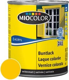 Acryl Vernice colorata satinata Giallo melone 125 ml Miocolor 660553800000 Colore Giallo melone Contenuto 125.0 ml N. figura 1