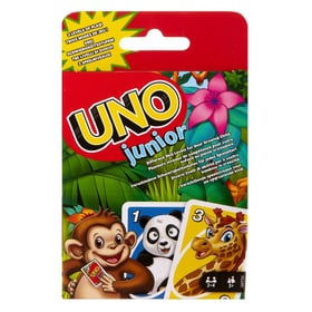 UNO Junior Jeux de société 748668800000 Photo no. 1