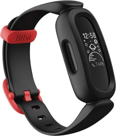 Ace 3 Black/Racer Red Activity Tracker Fitbit 798781300000 Photo no. 1