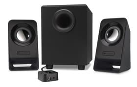 Z213 Multimedia Speakers
