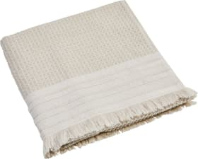FRINGE Asciugamano da bagno 450882820574 Colore Beige Dimensioni L: 70.0 cm x A: 140.0 cm N. figura 1