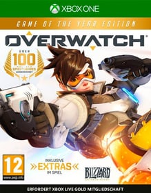 Overwatch - GOTY [XONE] (D) Box 785300128663 Photo no. 1