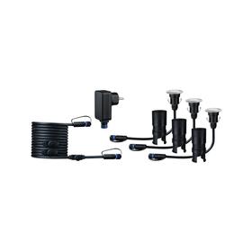 Plug&Shine Floor Mini Set 3000K Starter-Set Paulmann 615107700000 N. figura 1