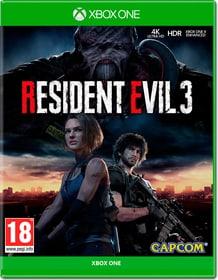 XONE - Resident Evil 3 D Box 785300155917 N. figura 1