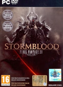 PC - Final Fantasy XIV: Stormblood Box 785300122331 N. figura 1