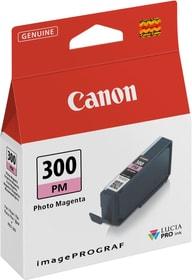 PFI-300 Cartouche d'encre photo magenta Cartouche d'encre Canon 798289500000 Photo no. 1