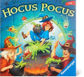 Hocus Pocus Gesellschaftsspiel Ravensburger 748970700000 Bild Nr. 1