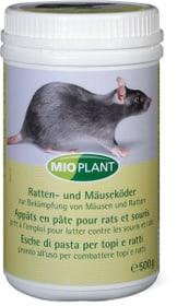 Appâts en pâte pour rats et souris, 500 g