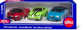 Cabrio Set Modellfahrzeug Siku 748662900000 Bild Nr. 1