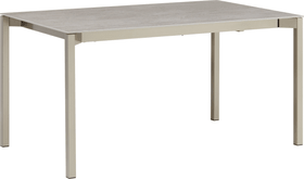 MALO Table àrallonge 408013314001 Dimensions L: 150.0 cm x P: 90.0 cm x H: 75.0 cm Couleur KEON Photo no. 1